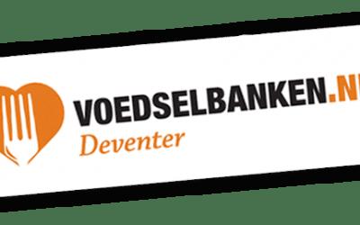 De Voedselbank Deventer zoekt coördinatoren voor de bedrijfsvoering