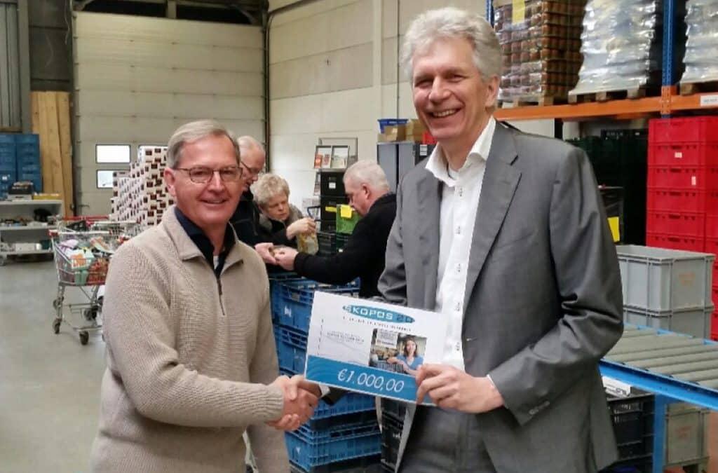 Voedselbank Deventer door SKOPOS gekozen tot het goede doel 2019!