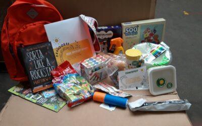 Zomerpakketten voor Deventer kinderen